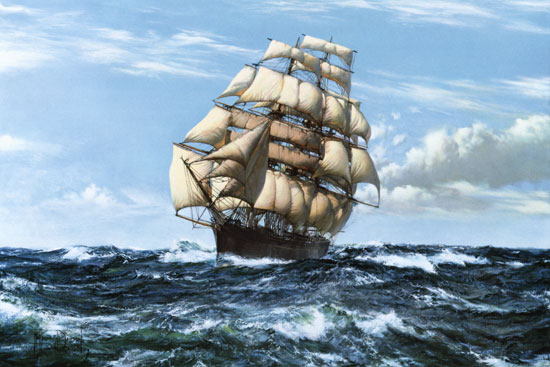 cutty-sark-montague-dawson