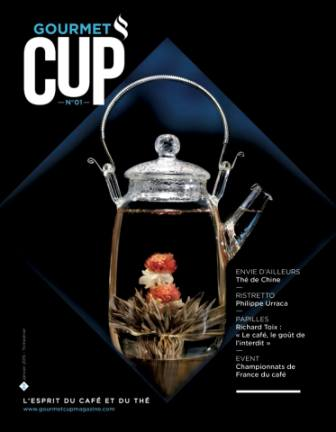 Gourmet Cup Magazine 01
