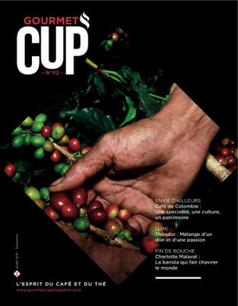 Gourmet Cup Magazine 02