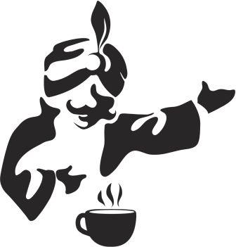 Maha'Café Logo