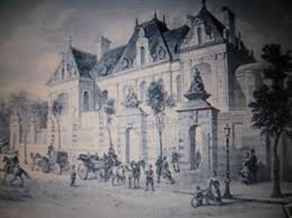 Palais de Castille