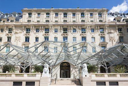 Peninsula façade 2