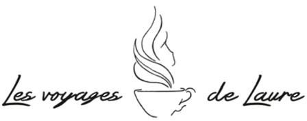 Les Voyages de Laure Logo&Nom